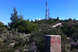 Marker For Hight next to antenas